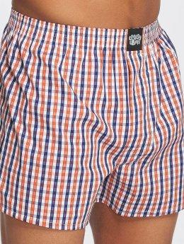 Lousy Livin Boxershorts Lousy Check orange