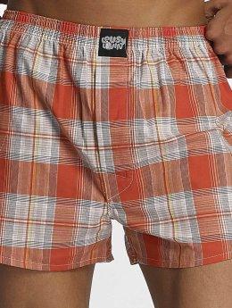 Lousy Livin boxershorts Lousy Check oranje