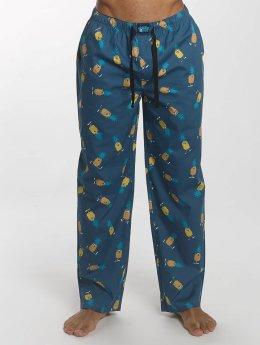 Lousy Livin Jogginghose Ananas blau