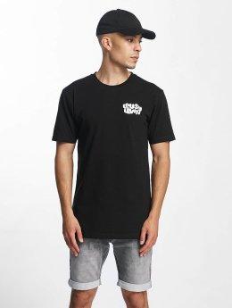 Lousy Livin T-paidat Big Logo musta