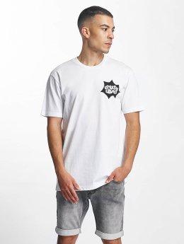 Lousy Livin T-Shirt POW Basic weiß