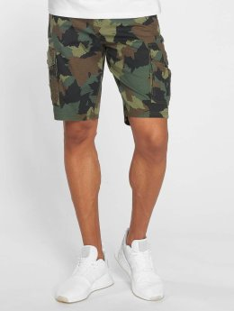 LRG RC Ripstop Cargo Short Leaf Camouflage