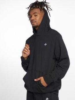LRG Bluzy z kapturem Research czarny