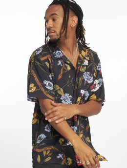LRG Camisa On The Vine Woven negro