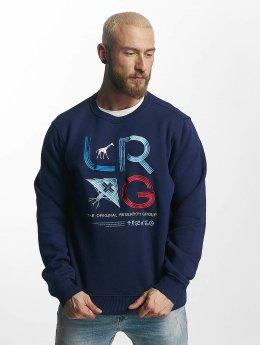 LRG Gensre Research Collection blå
