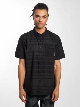 LRG Hemd Ontour Woven schwarz