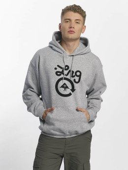 LRG Hoody Cycle Logo grau