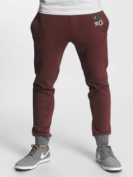 LRG joggingbroek Research Collection rood