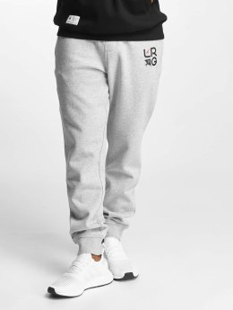 LRG Jogginghose Research Collection Two Knit grau