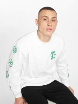 LRG Longsleeves Common Ground bílý