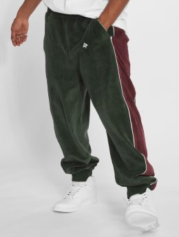 LRG Pantalone ginnico Payback Velours verde
