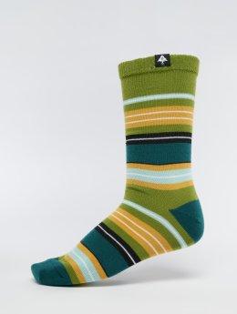 LRG Ponožky Humbold zelená