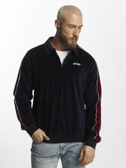 LRG Pullover Lifted Zip Track blau