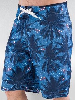 LRG Short de bain Stay Palm bleu