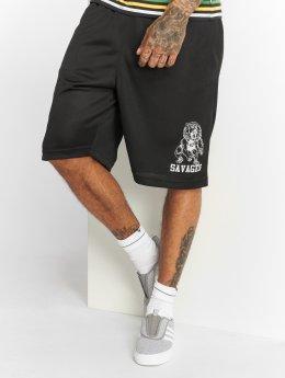 LRG shorts Savages Mesh zwart