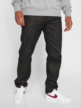 LRG Straight Fit Jeans RC TS svart