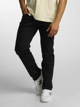 LRG Straight fit jeans Research Collection zwart