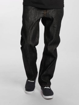 LRG Straight fit jeans RC C47 zwart