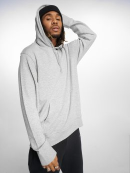 LRG Sweat capuche Research gris