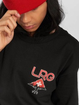 LRG T-paidat Cloudy Icon musta