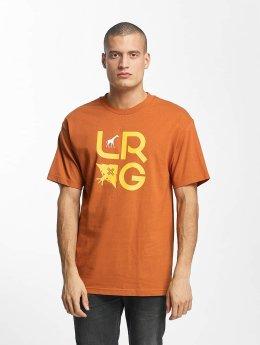 LRG T-paidat LRG Stacked oranssi