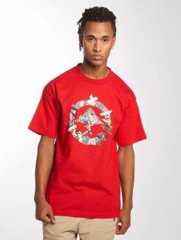LRG T-paidat Diy Cycle punainen