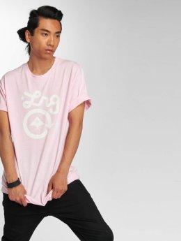 LRG T-paidat Cycle vaaleanpunainen