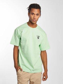 LRG T-paidat Logo Plus vihreä
