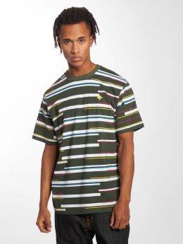 LRG T-paidat Tech Stripe vihreä