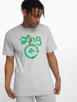 LRG T-Shirt Cycle Logo grau