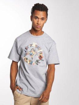 LRG T-Shirt Diy Cycle grau