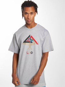 LRG t-shirt Forward Icon grijs