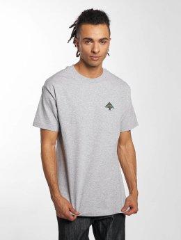LRG t-shirt Line Tree grijs