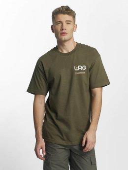 LRG T-Shirt Lifted 47 grün