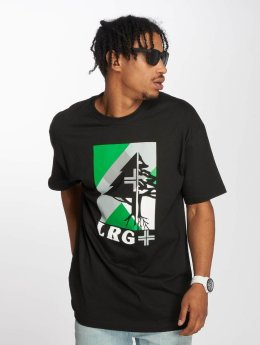 LRG T-Shirt The Half Tree noir