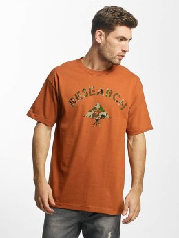LRG T-Shirt Research Arch orange