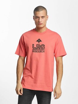 LRG t-shirt Research oranje
