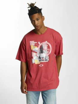 LRG t-shirt I Love My Beaches rood