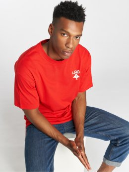 LRG t-shirt Logo Plus rood