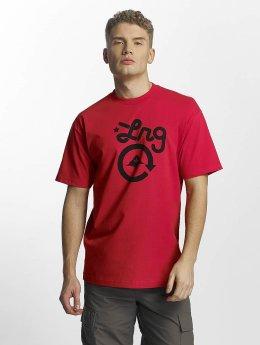 LRG T-Shirt Cycle Logo rot