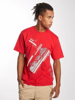 LRG T-Shirt The Blueprint rot