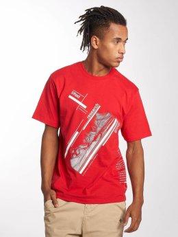 LRG T-Shirt The Blueprint rouge