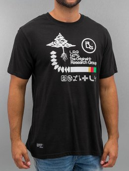 LRG T-Shirt Reasearch Collection Archive schwarz