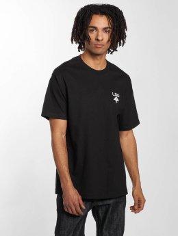 LRG T-Shirt Logo Plus schwarz
