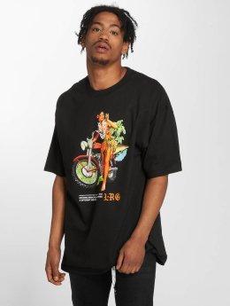 LRG T-Shirt Hula Girl schwarz