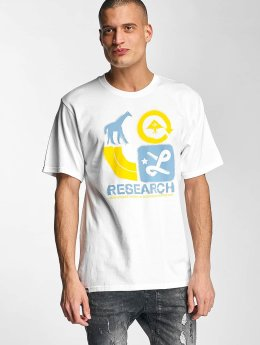 LRG T-Shirt Spray Away weiß