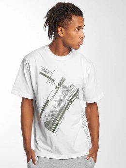 LRG T-Shirt The Blueprint weiß
