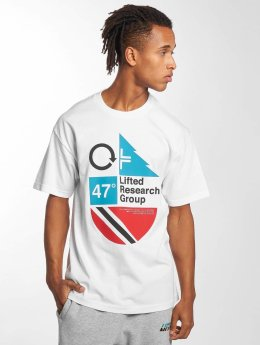 LRG T-Shirt United Lines weiß
