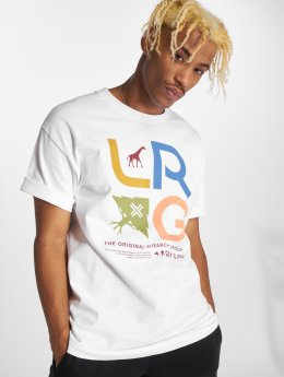 LRG T-Shirt Research Icon weiß