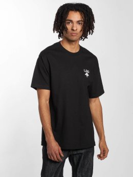 LRG t-shirt Logo Plus zwart
